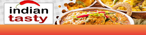 Indian Tasty Bundbanner